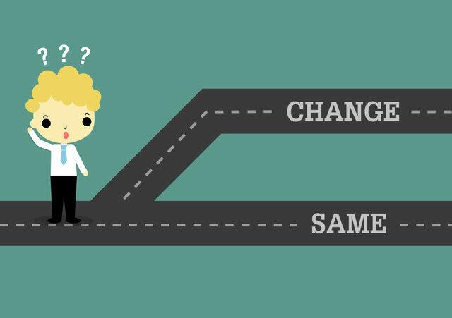 Cambios y abolidos