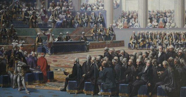 Louis XVI summons the Estates General