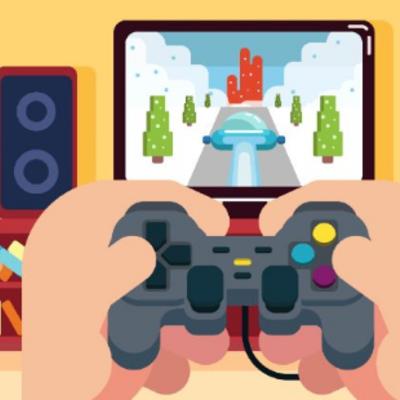 Creación de los videojuegos - David Camacho timeline