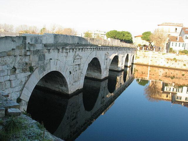 Ponte di Augusto e Tiberio