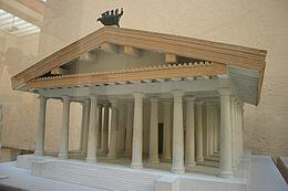 tempio della triade capitolina