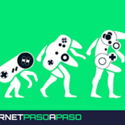 evolución de los videojuegos  timeline
