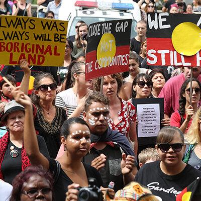 Voice of Aboriginal Peoples timeline