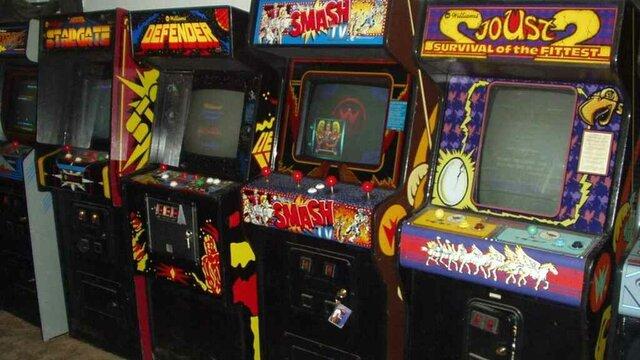 Epoca de los arcade