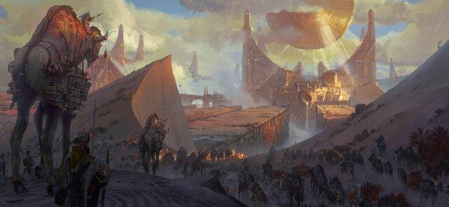 La migracion al oeste