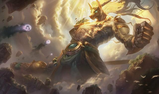 El ascenso de los dioses guerreros