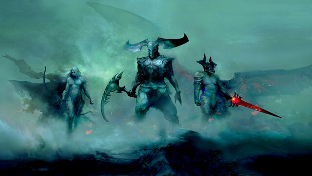 La Gran guerra darkin