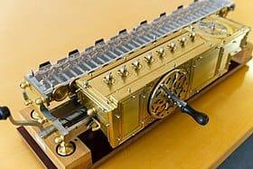 Calculadora universal de leibniz