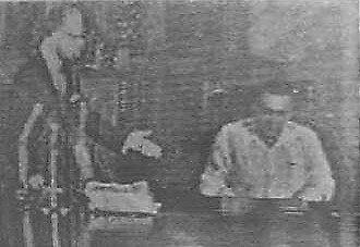 Ante el Pais: Presidente Balaguer acusa al General Wessin de conspirador.