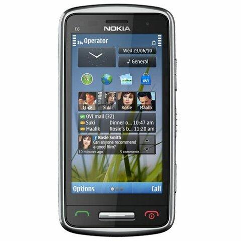 Nokia y SymbianOS