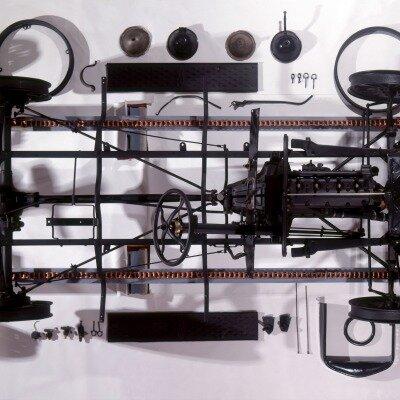 1911 – Encendido eléctrico