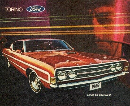 1969: Transmisión automática de 3 velocidades