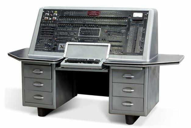 UNIVAC 1 El primer ordenador comercial