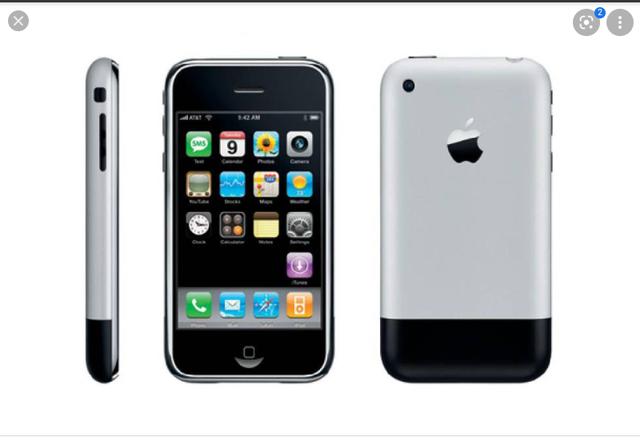 La llegada del iPhone