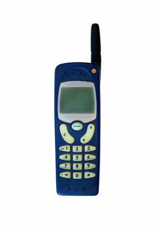 celular viejo