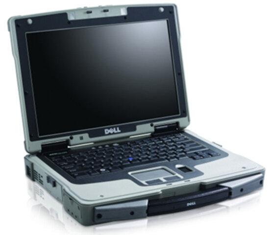 Tiempo de la primera computadora portátil (Deli)