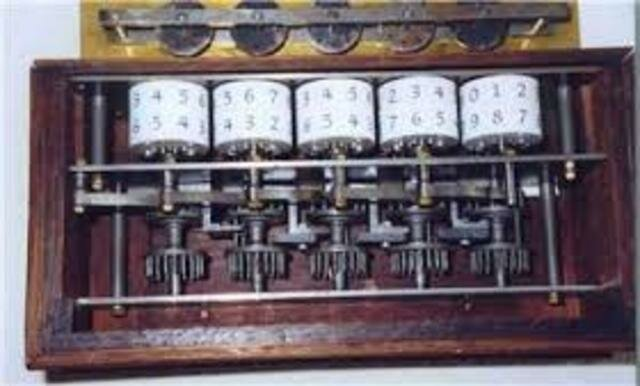 La primera máquina lógica