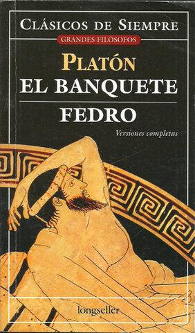 """Platón y """"El Banquete Fedro"""""""