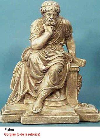 """Platón y """"Gorgias"""""""