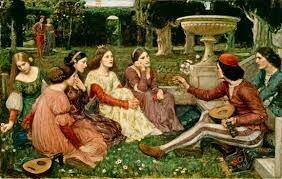 Literatura Italiana: El Decameron