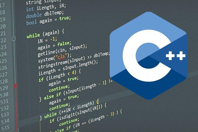 Se crea C++