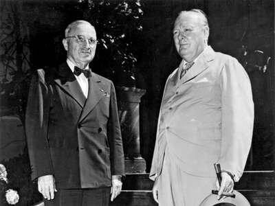 Truman's potsdam declaration