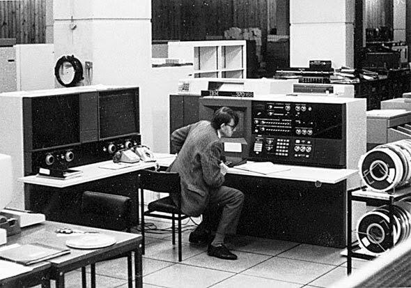 Comienza la modernización primeras computadoras