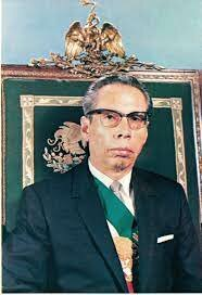 1964 Gustavo Díaz Ordaz