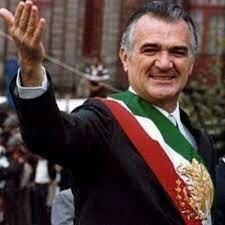 1982 Miguel de la Madrid Hurtado