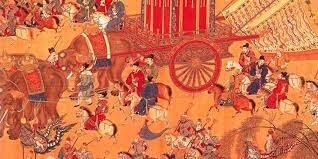 CHINA 1000 a.C