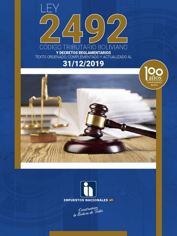 LEY 2492