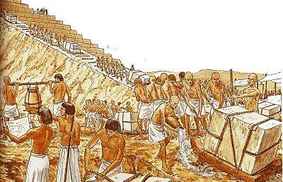 Egipcios 1.300 a.C