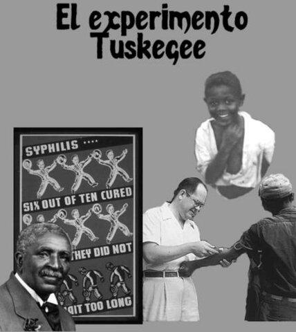 """Medidas para el """"Caso Tuskegee"""""""