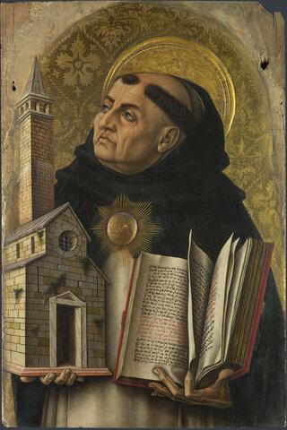 """Santo Tomás de Aquino """"Teoría de la Percepción"""""""