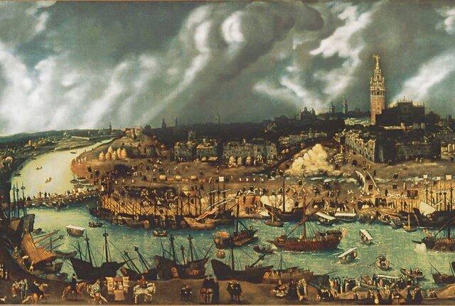Europa XVI – XVIII
