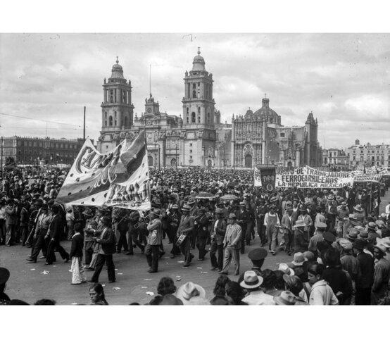 Movimiento obrero de 1958