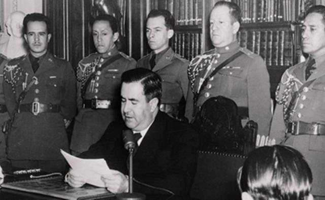México después de la Segunda Guerra Mundial