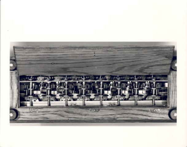 Blaise Pascal's mechanical calculator(Part3/3)