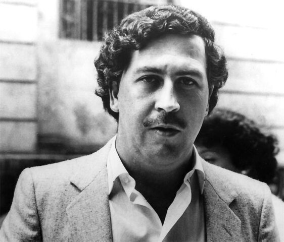 I was three years old when Pablo Escobar was killed