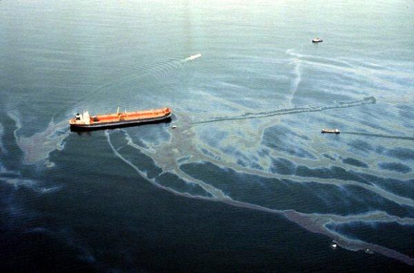 Barco petrolero Exxon Valdez