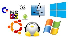 Evolución de los Sistemas Operativos timeline