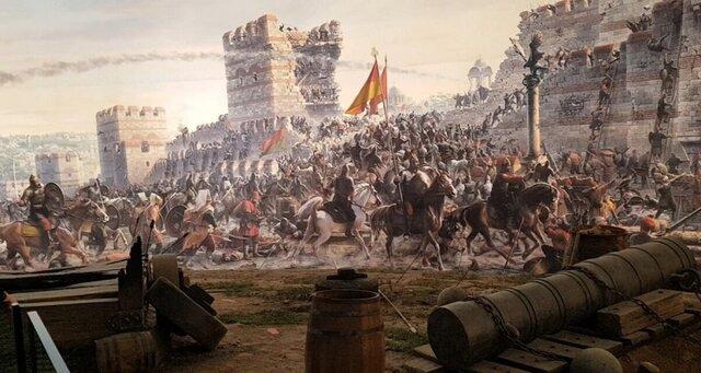 Jatuhnya Konstantinopel