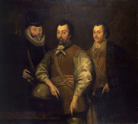 Francis Drake dan Thomas Cavendish