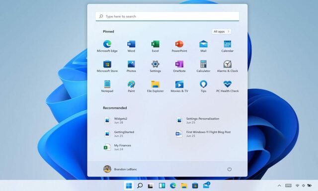 Se hace la presentación de Windows 11