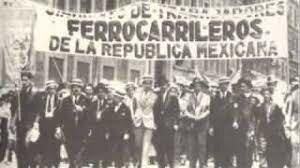 Huelga de Ferrocarrileros