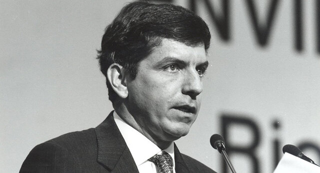 When I was born, Cesar Gaviria became president of Colombia