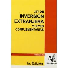 Ley de Inversiones Extranjeras