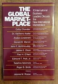 Mercado mundial.