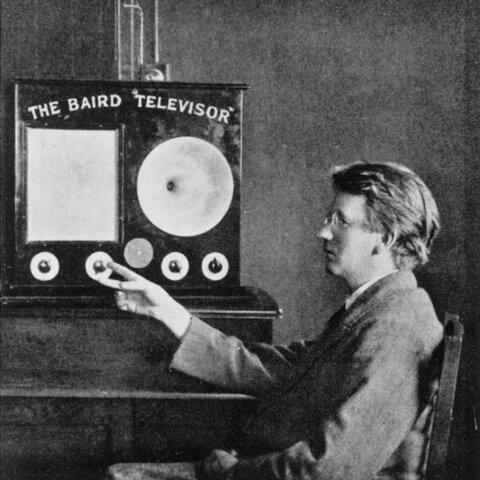 Primera imagen de televisión