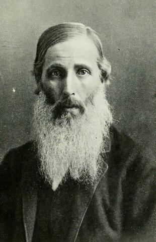 Nacimiento de Henry sidgwick, filósofo utilitarista y economista Inglés